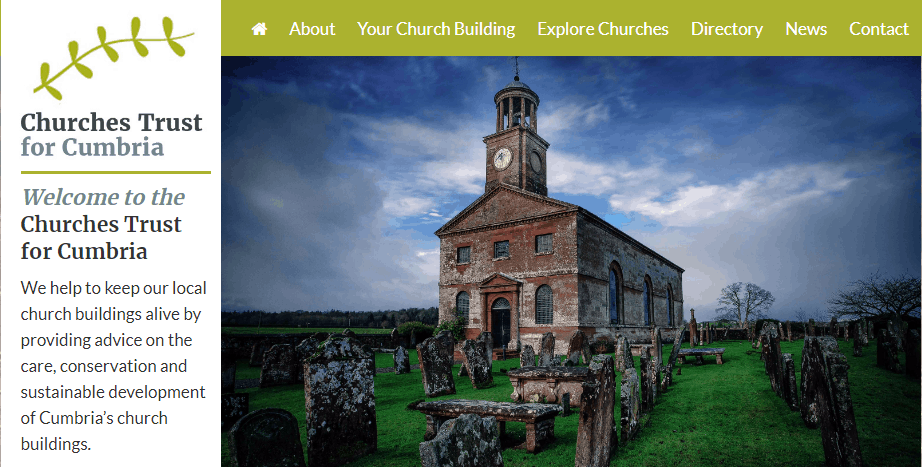 Churches Trust for Cumbria
