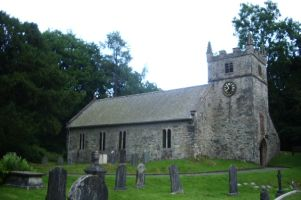 St Mary's Staveley