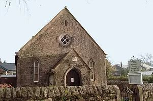 Cartmel Methodist Church
