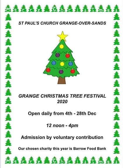 St Paul's Christmas Tree Festival